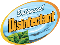 Benefect Disinfectant label