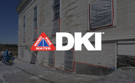 Pro Pacific Restorations is a proud member of DKI