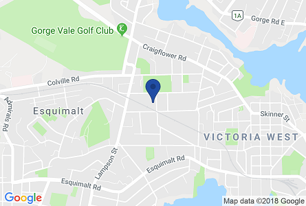 Google Map of Pro Pacific DKI Victoria, at 786-A Fairview Road, Victoria, BC
